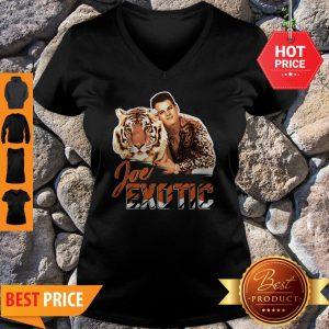 Official Joe Exotic Merchandise V-Neck