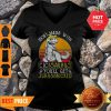 Official Jurasskicked Cici Saurus Dinosaur Mother V-Neck