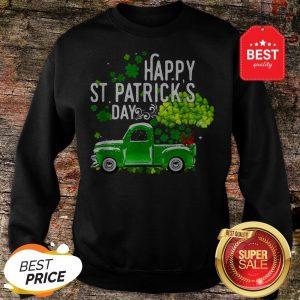 Official Truck St Patrick's Day Irish Gift Sweatshirt