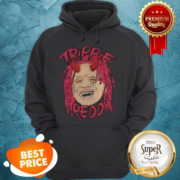 Trippie Redd Michael Lamar White IV American Rapper Hoodie