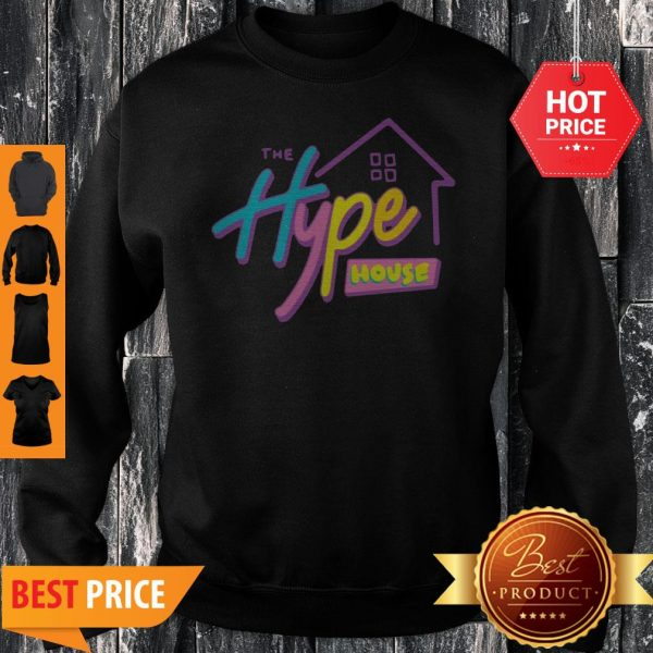 Official The Hype House Sweatshirt