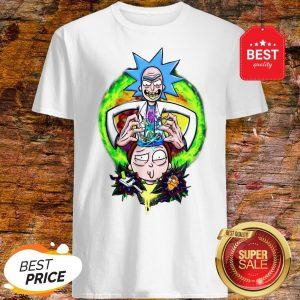 Official Rick And Morty CRAZY DOCTOR Shirt