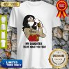 Wonder Women Strong Nurse My Daughter Fight What You Fear Shirt