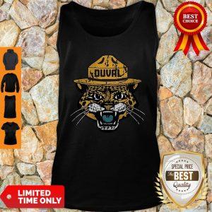 Jacksonville Jaguars Duval Smokey The Jaguar Tank Top