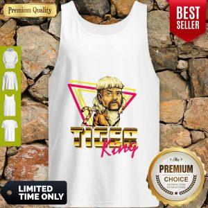 Top Tiger King Joe Exotic Tank Top