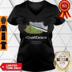 Official Shoes #CrushCorona 2020 V-Neck