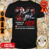 22 Years Of 1998 2020 AFRO Samurai Takashi Okazaki Thank You For The Memories Shirt