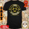Biohazard Symbol Turned 2020 In Quarantined Mask COVID-19 Shirt