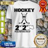 Awesome Hockey 2020 Quarantined Coronavirus Shirt