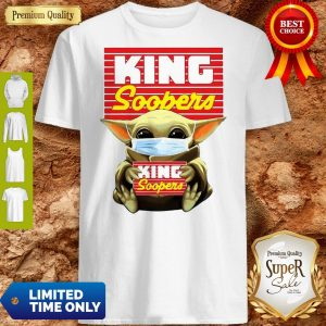 Baby Yoda Mask King Soopers Coronavirus Shirt