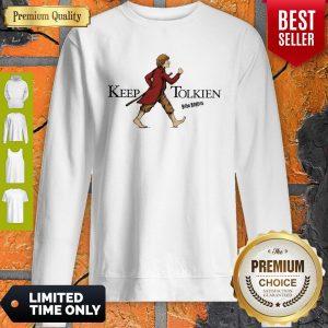 Top The Lord Of The Rings Bilbo Baggins Keep Tolkien Sweatshirt