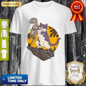 Awesome Smiletees Pets Lizard Vs Cat Shirt