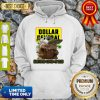 Baby Yoda Mask Dollar General Survived COVID-19 2020 Hoodie