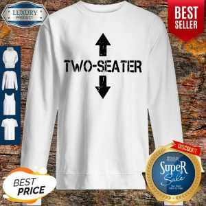 Official Two Seater Sweatshirt