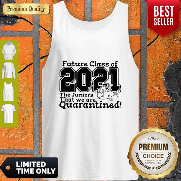 Pre Kindergarten Class Of 2021 Fish Digital Cutting File Pre-K Quarantine Tank Top