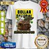 Baby Yoda Mask Dollar General Survived COVID-19 2020 Shirt