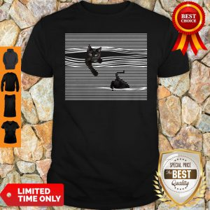Official Black Cat Mug Shirt