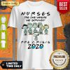 Peanuts Nurses The One Where We Survived Ppe Crisis 2020 Shirt