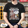Snoopy Every Day Is A New Beginning Take A Deep Breath Smile And Start Again Sunflowers American Flag Independence Day Shirt