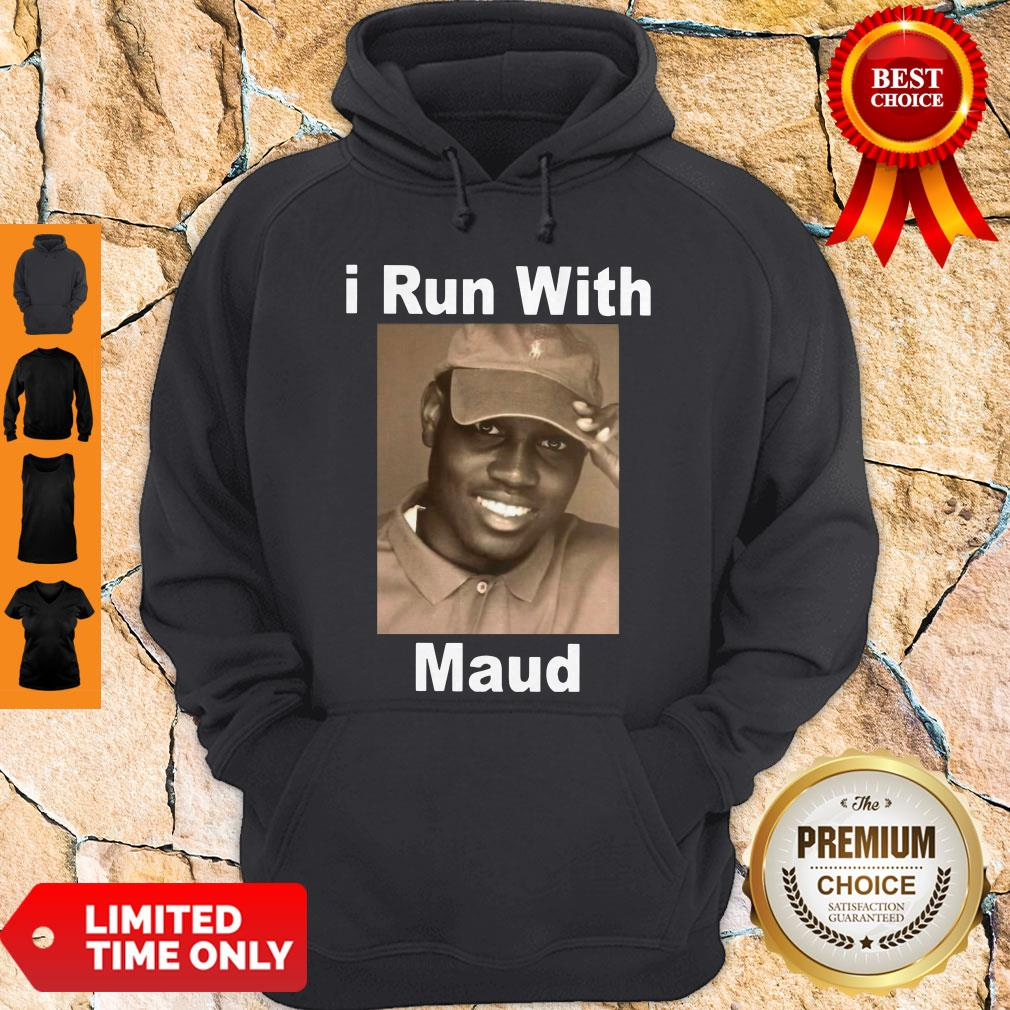 Top I Run With Maud Hoodie