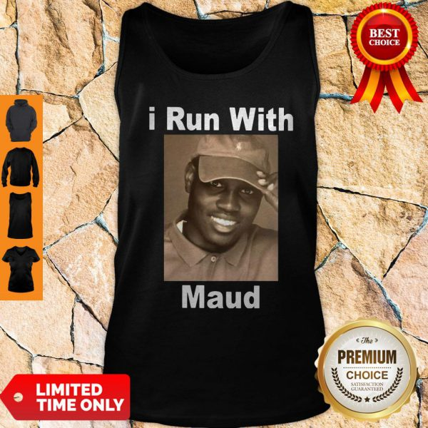 Top I Run With Maud Tank Top