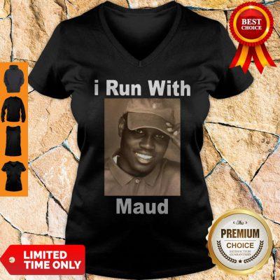 Top I Run With Maud V-neck