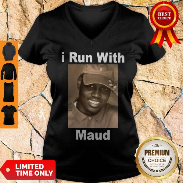 Top I Run With Maud V-neck