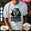 Top Oakland Raiders And Oakland Athletics For Life Art Shirt