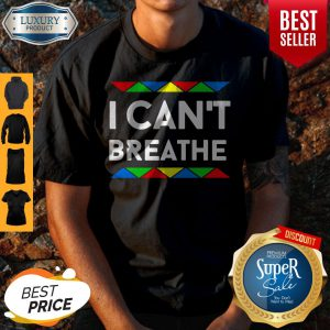 Awesome I Can't Breathe Colour Shirt