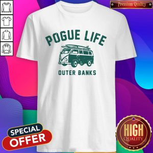 Cute Volkswagen Pogue Life Outer Banks Shirt