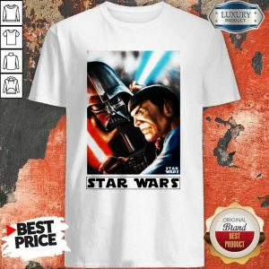 Funny Star Wars Meets Star Trek Shirt