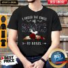 Official I Prefer The Smell Of Books To Roses Shirt