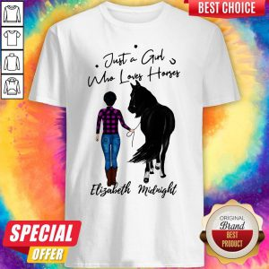 Top Walking With Horse Customized Shirt