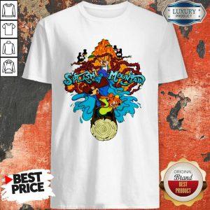 Awesome Splash Mountain Shirt