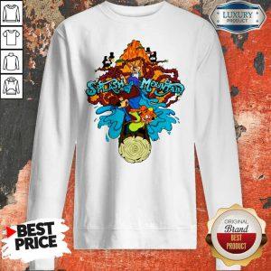 Awesome Splash Mountain Sweatshirt