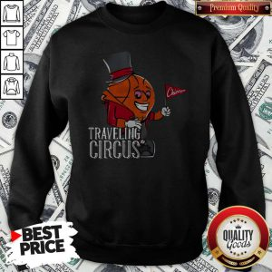 Funny Chicago Traveling Circus 2020 Sweatshirt