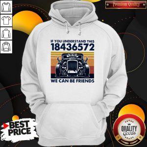 If You Understand This 18436572 We Can Be Friends Vintage Hoodie