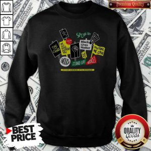 Pretty Starbucks Black Lives Matter Official Sweatshirt