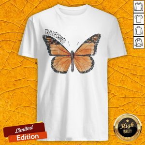 Pretty Butterfly Transformed Shirt