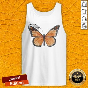 Pretty Butterfly Transformed Tank Top