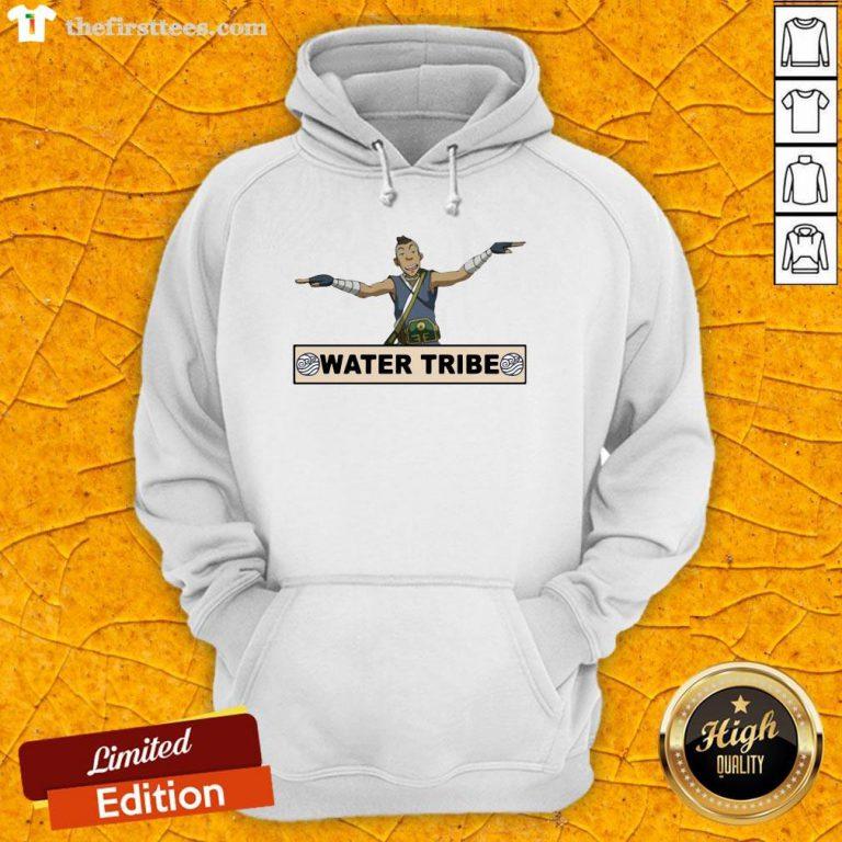 Funny Sokka Water Tribe Hoodie-Design By Wardtee.com