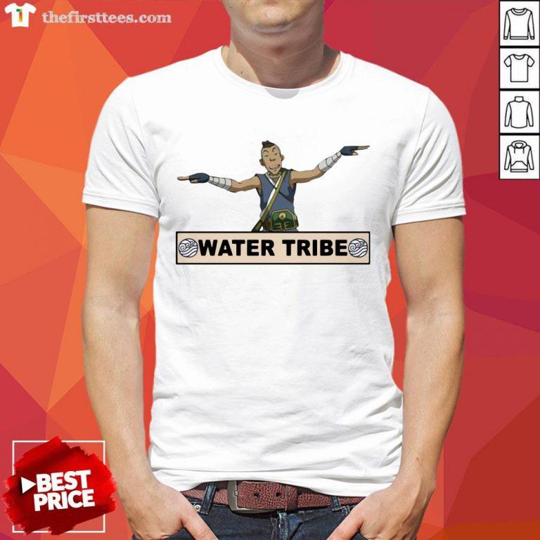 Funny Sokka Water Tribe Shirt-Design By Wardtee.com
