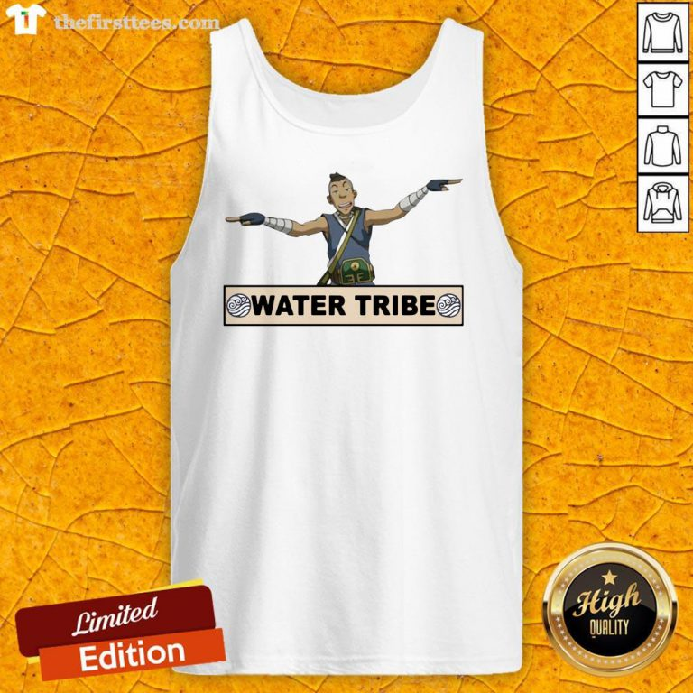 Funny Sokka Water Tribe Tank Top-Design By Wardtee.com