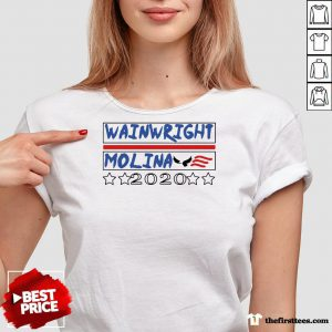 Good 2020 Wainwright Molina V-neck-Design By Wardtee.com