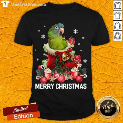 Good Parrot Ornament Decoration Christmas Tree Tee Xmas Gifts T-Shirt-Design By Thefirsttees.com