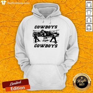 Hot Brandy Melville Cowboys Officia Hoodie- Design By Thefirsttees.com