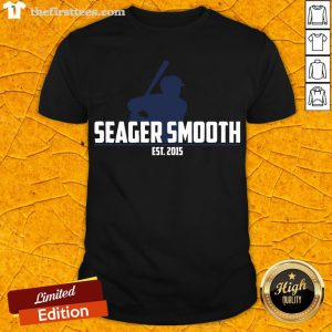 Perfect Seager Smooth L.A. Baseball Shirt- Design By Thefirsttees.com