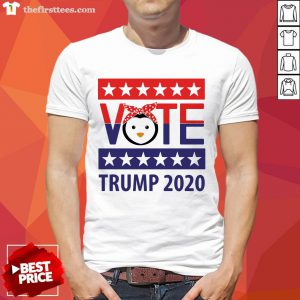 Pro Penguins Vote Trump 2020 Stars Election Shirt-Design By Wardtee.com