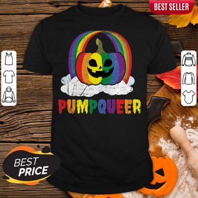 LGBT Gay Rainbow Halloween Funny Apparel Shirt
