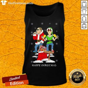 Funny Happy Mondays Christmas 2020 Tank Top - Design By Thefirsttees.com